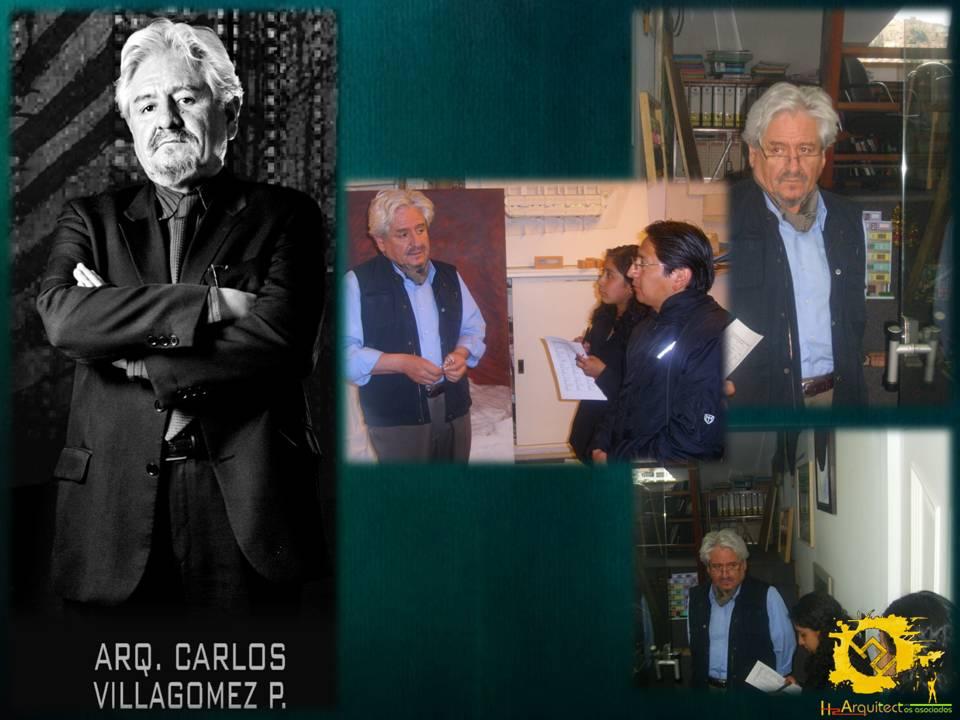 Arquitectura 2011 difusion y reconocimiento al docente el for Arquitectos y sus obras